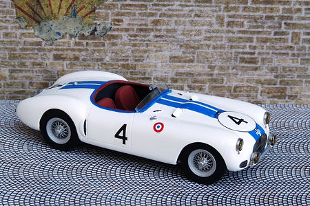 Classic Racing Stripes