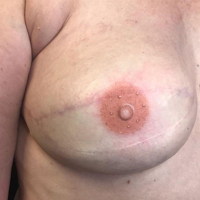 PLEASE DON'T FLAG- 3D nipple tattoo foll