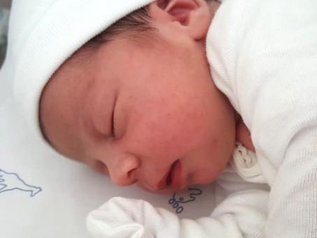 Nacimiento de Aritz - 19 agosto 2017