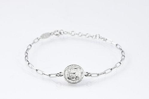 Caesar - Silber Armkette