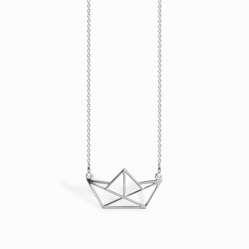 Titanic - Silber Halskette