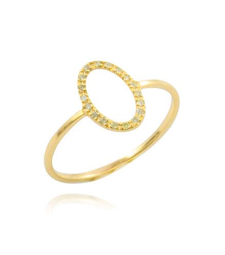Sunny - Gold Ring