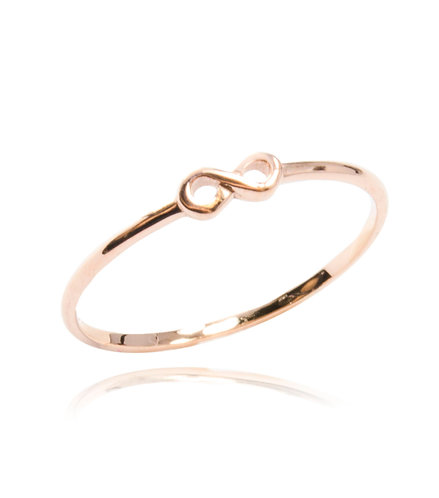 Infinity - Gold Ring