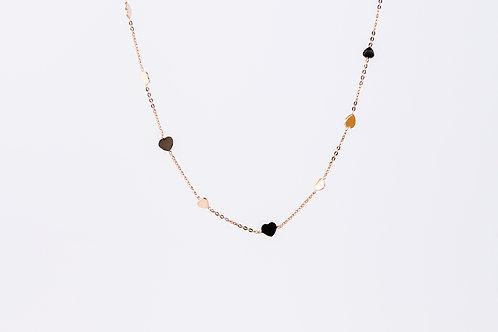 Serenity - Silber Halskette