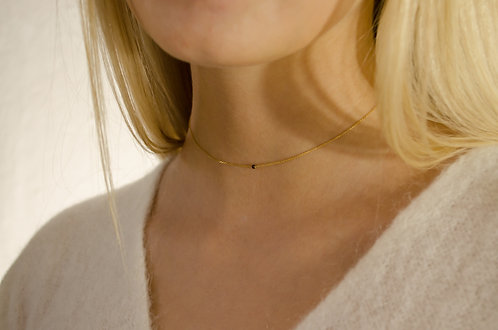 Magda - Choker Halskette