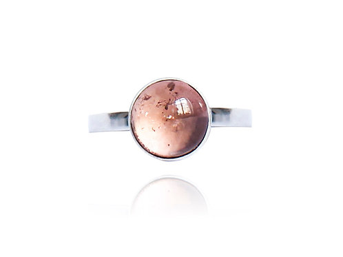 Cotton Candy - M - Silber Ring