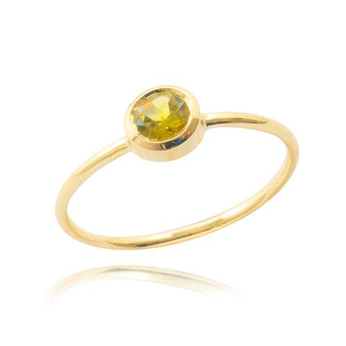 Sunshine - Gold Ring