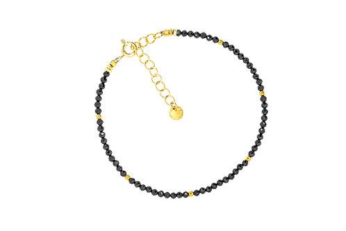 Nyomi - Silber Armkette