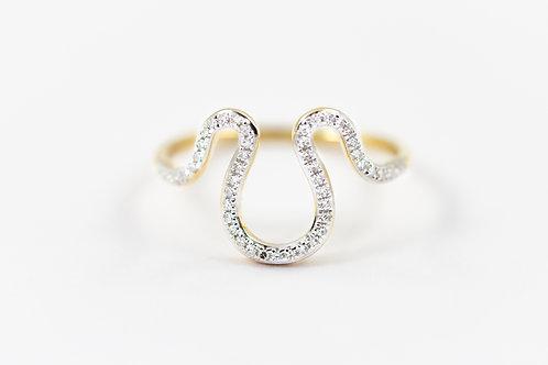 Omega - Gold Ring