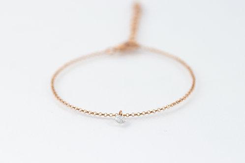 Diamond - Silber Armkette