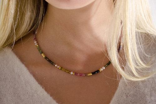 Melanie - Silber Halskette