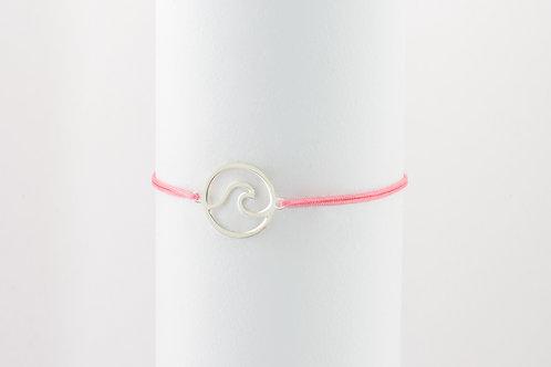 Ocean - Silber Armband