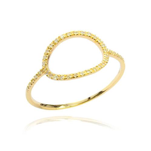 Cloette - Gold Ring