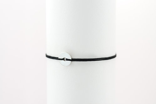 Alexa - Gravur Silber Armband