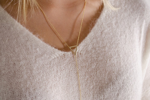 Laura - Silber Halskette