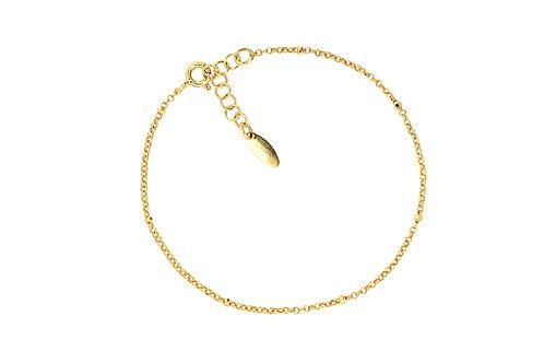 Florence - Silber Armkette