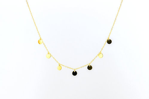Sparkle - Silber Halskette