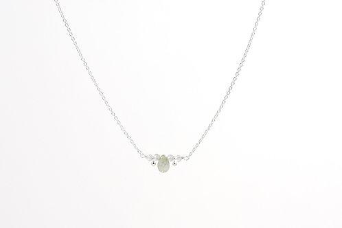 Kirsten - Silber Halskette