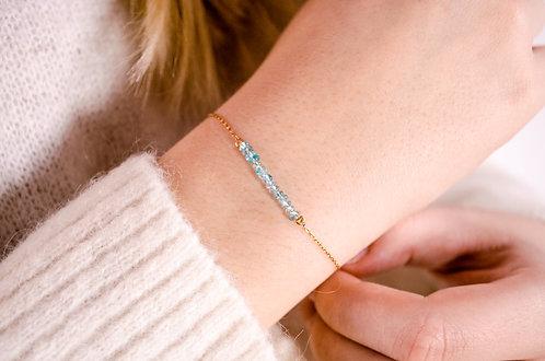 Mints - Silber Armkette