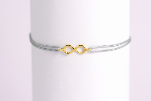 Infinity - Gold Armband