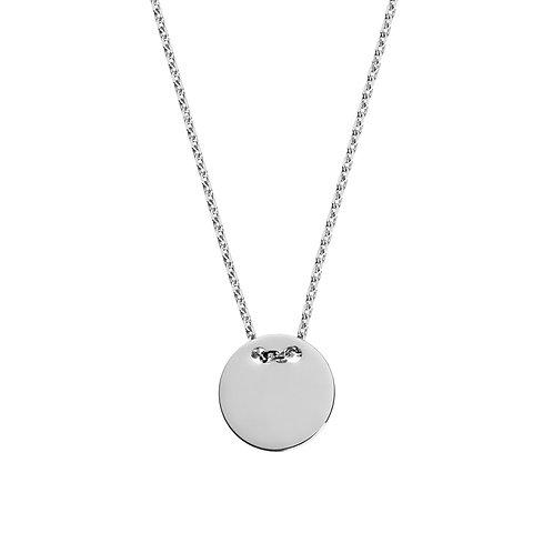 Clara - Silber Halskette