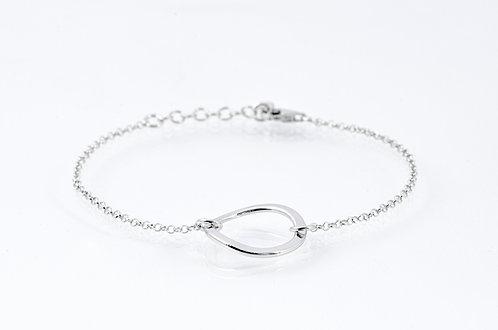 Bellezza - Silber Armkette