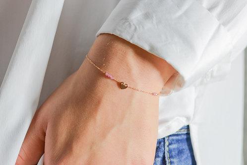 Mia - Gold Armkette