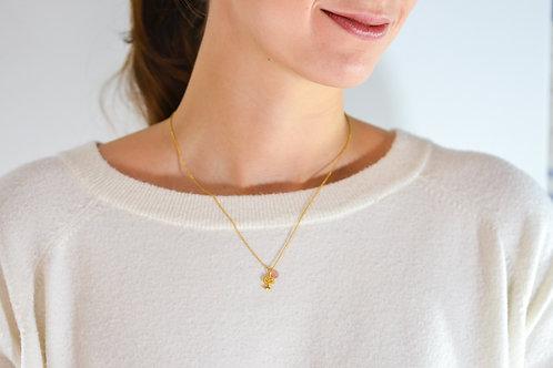 Tree - Silber Halskette