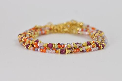 Mariposa - Silber Armkette