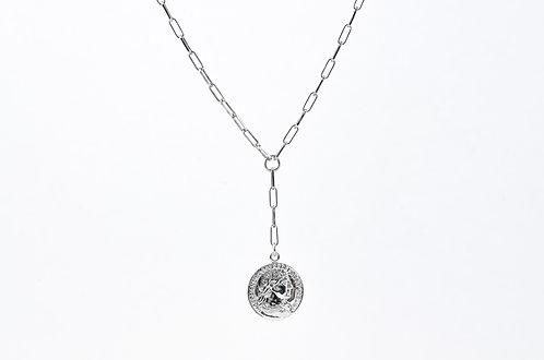 Caesar - Silber Halskette