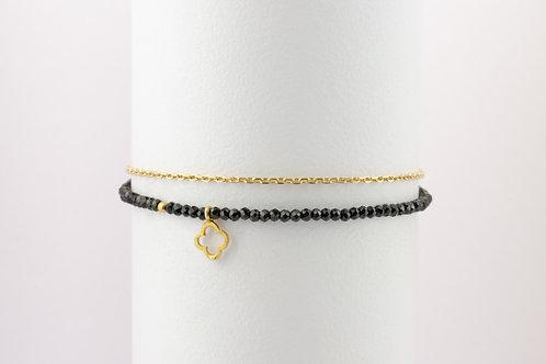 Felice - Silber Armkette