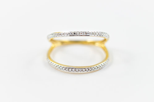 Twin - Gold Ring