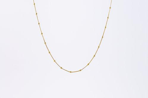 Lynn - Silber Halskette
