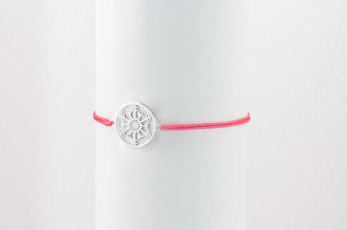 Snow Storm -Silber Armband