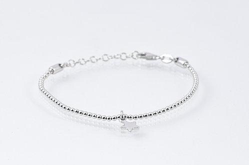 Starry Night - Silber Armkette
