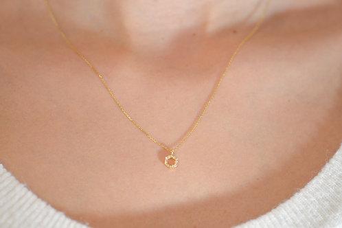 Camila - Day - Gold Halskette