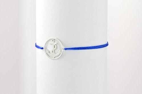 Captain - Silber Armband