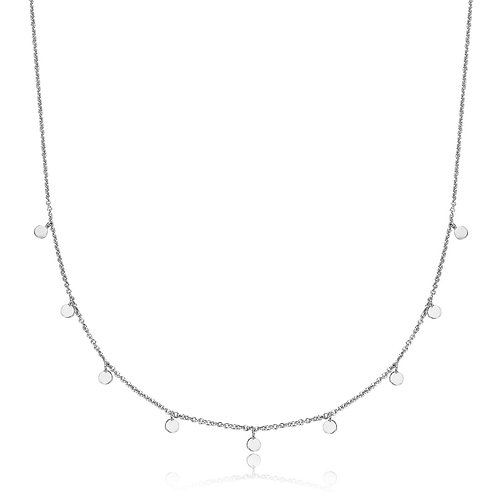 Droplet - Silber Halskette