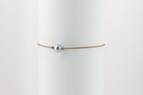 Mother Pearl - Silber Armband