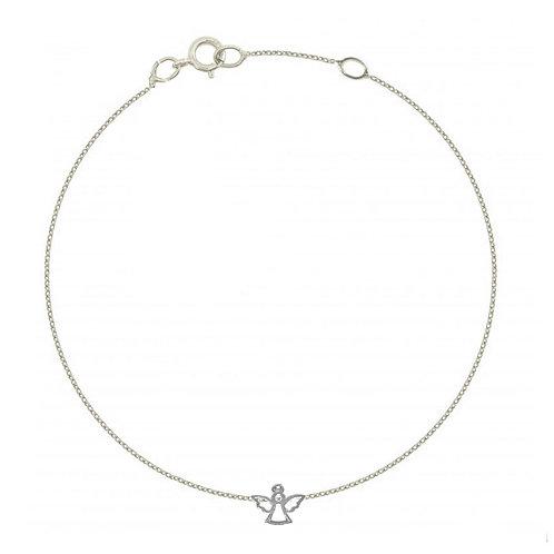 Amy - Silber Armkette