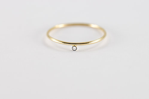 Julia - Gold Ring