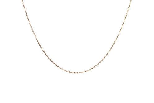 Vienna - Lange Gold Halskette