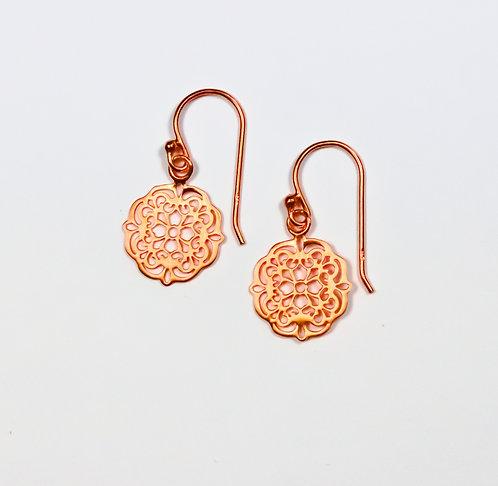 Leilani - Silber Ohrringe