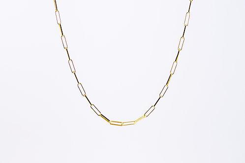 Chain (L) - Silber Halskette