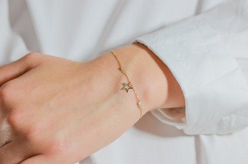 Starshine - Gold Armkette