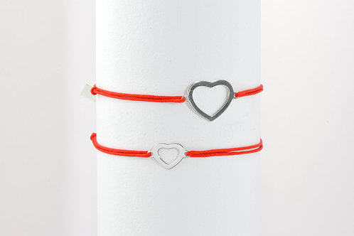 Mother and Daughter - Silber Armband