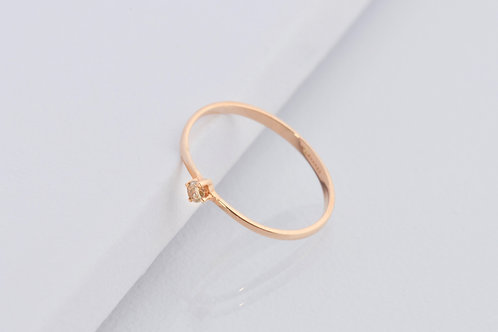 Baby - Gold Ring