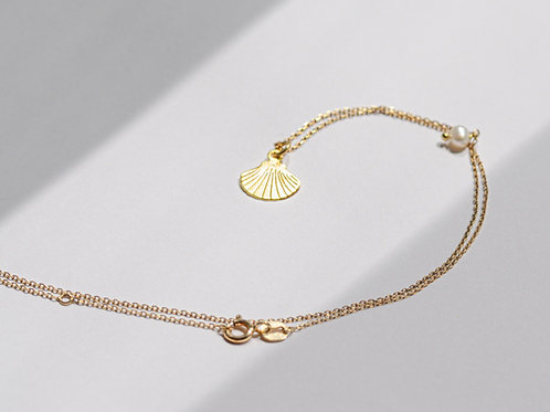 Venus - Silber Halskette