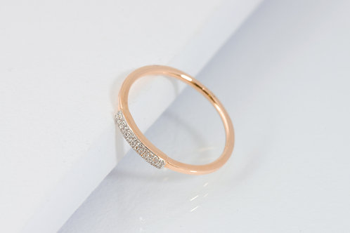 Susie - Gold Ring