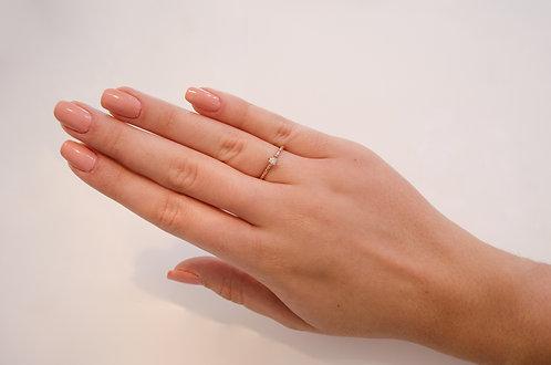 Sakura - Gold Ring
